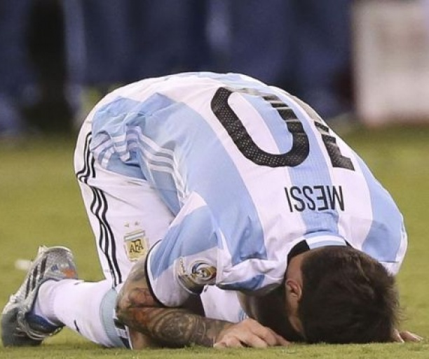 foto: Lionel Messi: