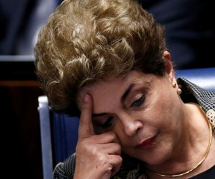 foto: Senado brasileño debate antes de votar si destituye a Dilma
