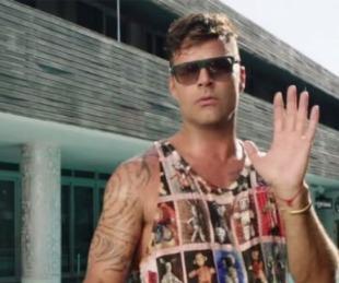 foto: Un video íntimo de Maluma y Ricky Martin teniendo sexo