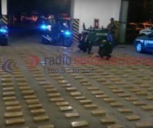 foto: Operativo: Incautaron 700 kilos de marihuana que iban para Itatí