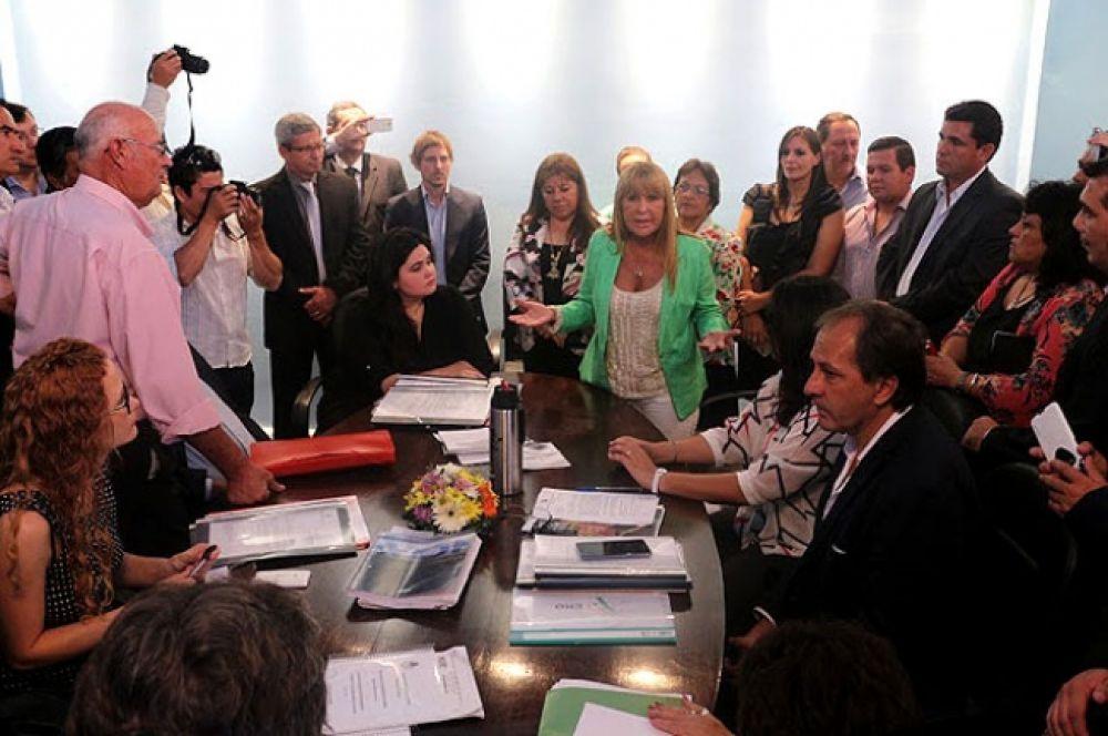 foto: Mañana iniciará un encuentro de intendentes del Nea en Nación