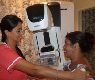 foto: En mayo se podrá acceder a mamografía digital subsidiada