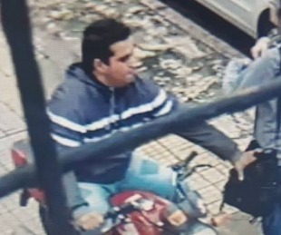 foto: La Justicia liberó al hombre que fue filmado tras robar una cartera