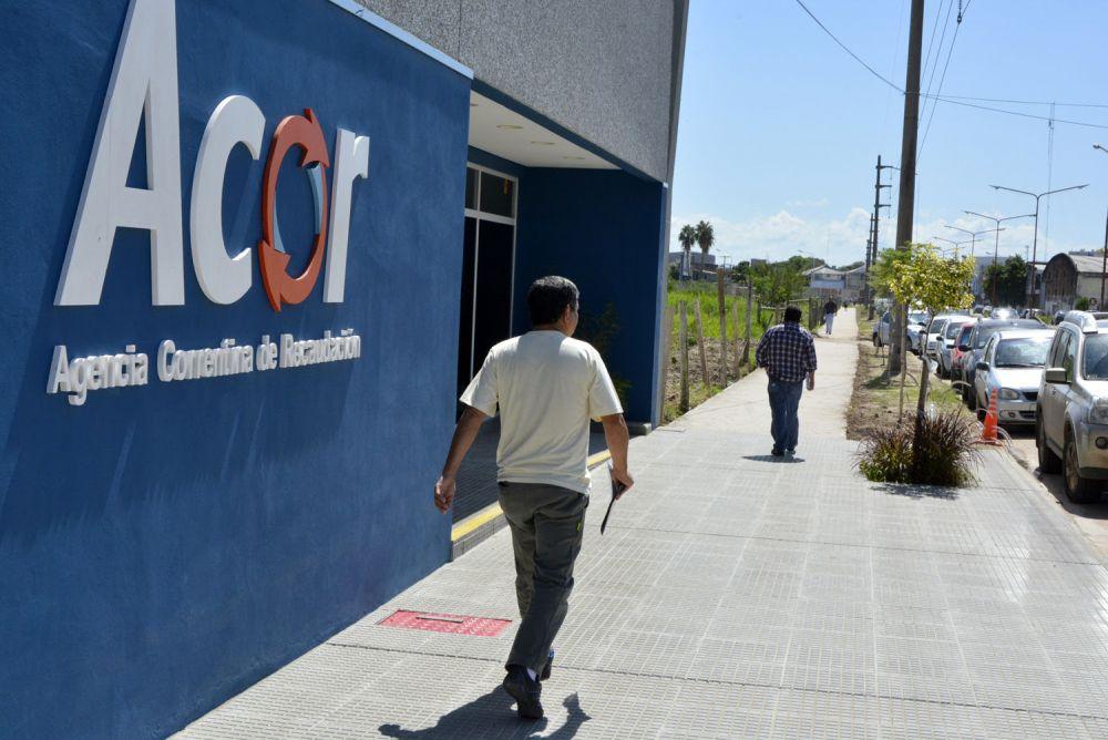 foto: ACOR: cerca de 1.000 contribuyente se beneficiaron con descuentos