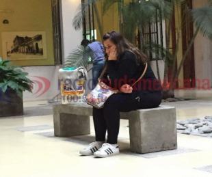 foto: Mariela Terán llegó a Corrientes sin custodia para prestar testimonial