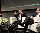 Macri invitó a empresarios chilenos a invertir en la Argentina