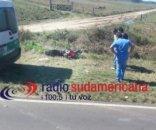 foto: Dos motociclistas murieron en  accidentes sobre rutas correntinas