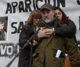 foto: La familia de Maldonado convocó a marchar a Plaza de Mayo