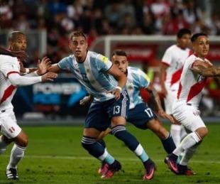 foto: Se agotaron las populares para ver Argentina-Perú en la Bombonera
