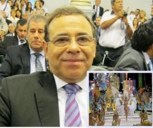 foto: Tassano adelantó que el inicio de los Carnavales sería el 26 de enero