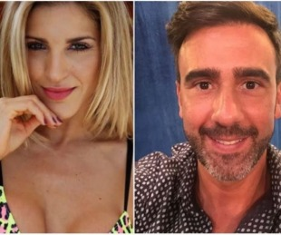 foto: Hoppe y Macarena Rinaldi confirmaron su noviazgo