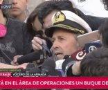La Armada detectó un nuevo ruido e investigan si se trata del submarino ARA San Juan