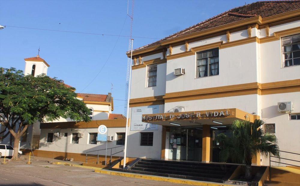 foto: Hospital Vidal: Inaugurarán una moderna sala de terapia intensiva