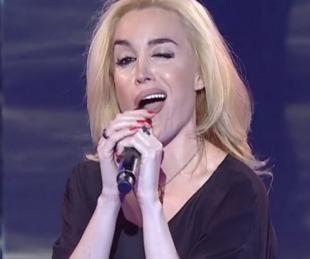 foto: Fátima imitó a las mejores cantantes de Latinoamérica