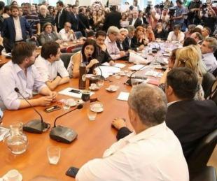foto: Gobierno apura reforma previsional: convocó a sesión para mañana