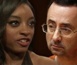 foto: Otra Campeona olímpica confiesa haber sido abusada por Nassar