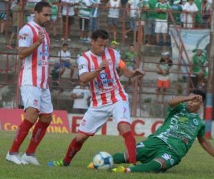 foto: Deportivo Mandiyú empató en casa frente a Sportivo Patria de Formosa