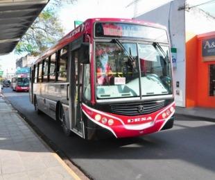 foto: El lunes rige la nueva tarifa de transporte urbano