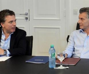 foto: Macri le da poder de veto a Dujovne para aplicar el programa de ajuste