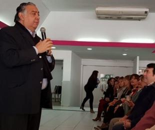 foto: Cassani inauguró Jornada de Capacitación Docente en Goya