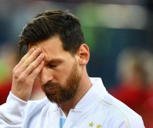 foto: Burdisso recordó un episodio poco feliz con Messi