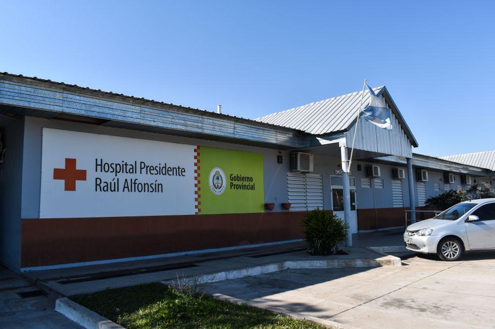 foto: Hospital de Riachuelo recibió donaciones de la Cuenca del Plata