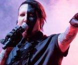 Marilyn Manson se desmayó en pleno recital en Houston