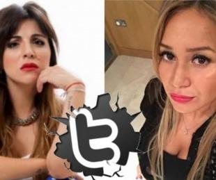 foto: Picante tweet de Gianinna Maradona ¡arrobando a Karina!
