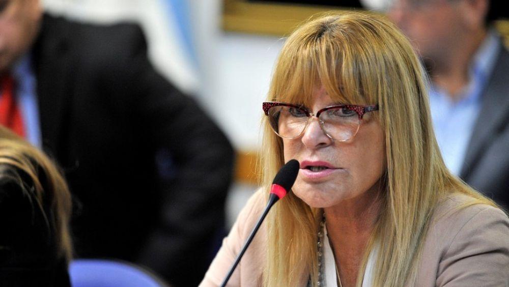 foto: Internaron de urgencia a la diputada nacional Aída Ayala