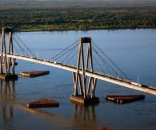 foto: A través de Twitter, Valdés anunció la licitación del segundo puente