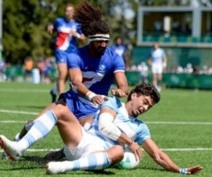 foto: Rugby Seven: Argentina se llevó la medalla de oro