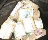 foto: Gendarmes devolvieron $400 mil a un turista en Corrientes