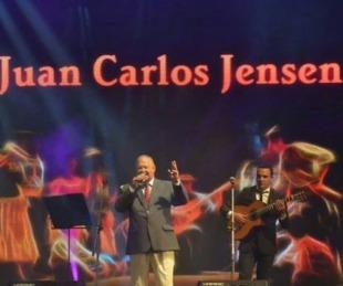 foto: Velada homenaje a Juan Carlos Jensen en el Teatro Vera