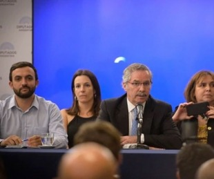 foto: Solá se acerca al kirchnerismo: abandona bloque del FR
