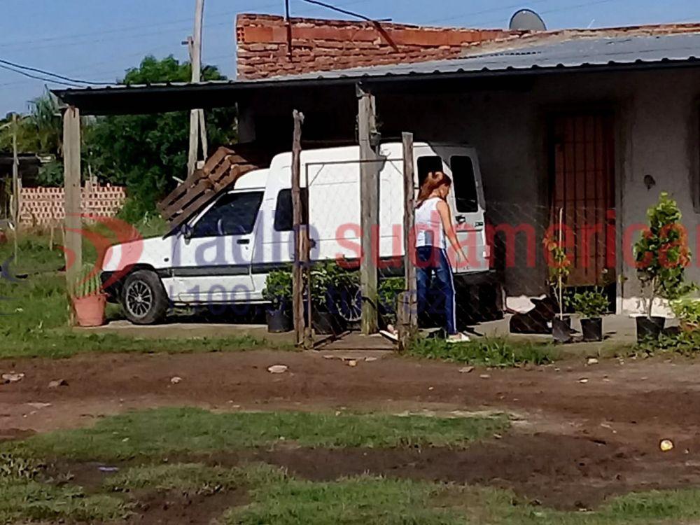 foto: En feroz batalla campal en el Bº Pirayuí, un hombre murió baleado