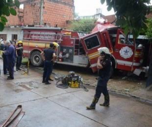 foto: Comenzó el juicio por la muerte de la bombero Vanesa Saucedo
