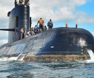 foto: La Armada confirmó que encontraron el ARA San Juan