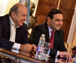 foto: Canteros respaldó la Ley de Presupuesto enviada por Valdés