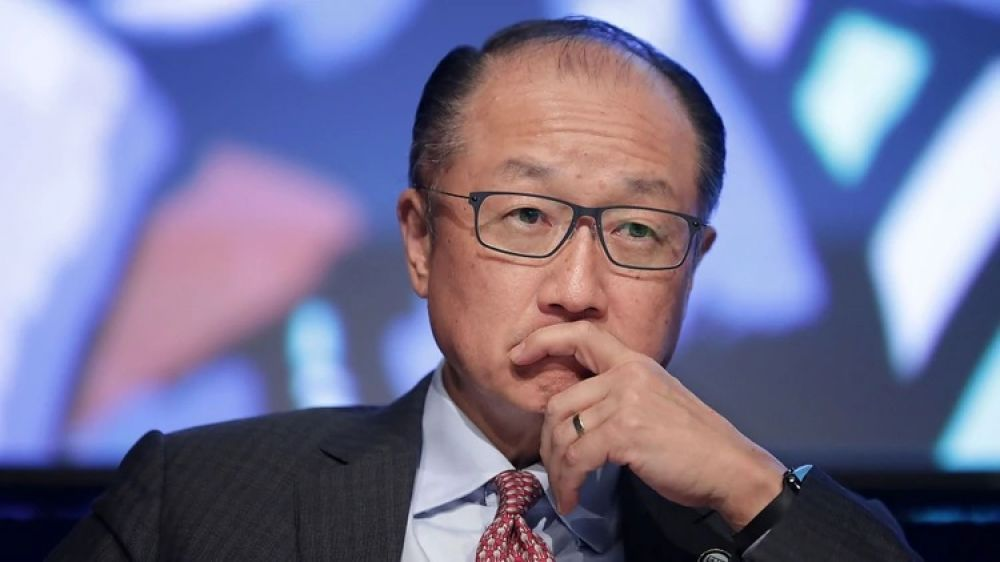 foto: Renunció el presidente del Banco Mundial, Jim Yong Kim