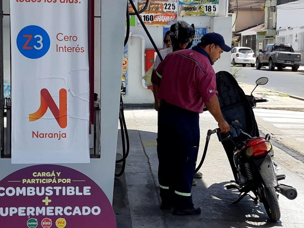 foto: Axion también bajó los precios de todos sus combustibles