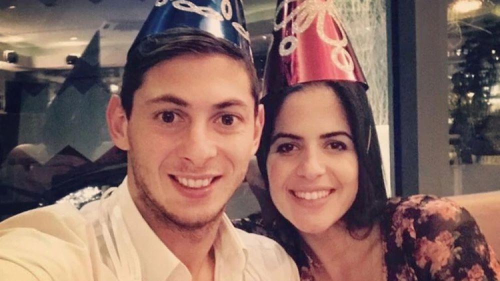foto: Las revelaciones de la novia brasileña de Emiliano Sala