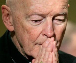 foto: El Vaticano expulsó a Theodore McCarrick acusado de abusos sexuales