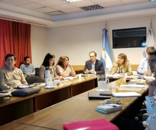 foto: HLB: Primera reunión del comité de crisis