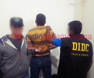 foto: Atraparon en Corrientes a integrante de peligrosa banda
