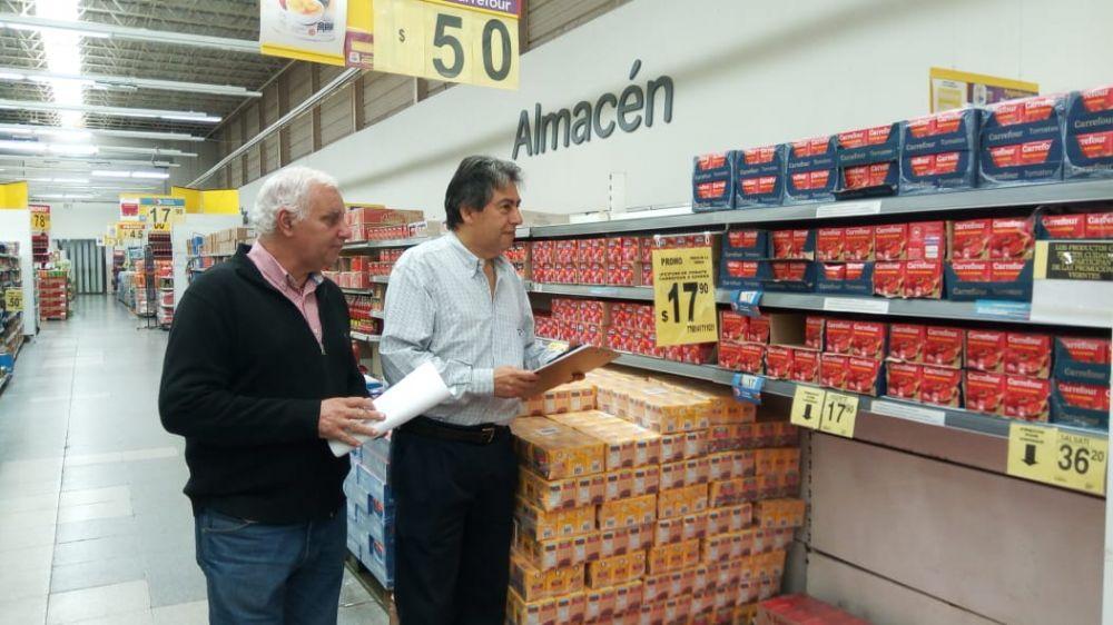 foto: Comercio aplicará sanciones por faltante de productos en góndola