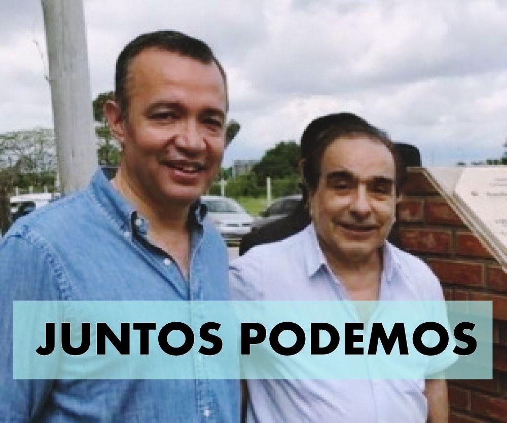 foto: Conocé la lista de legisladores del frente Juntos Podemos