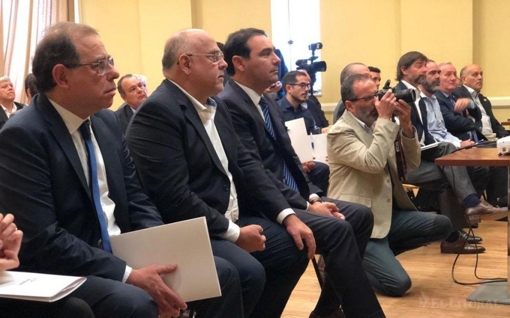 foto: Gustavo Valdés viaja a Buenos Aires acompañado por Eduardo Tassano