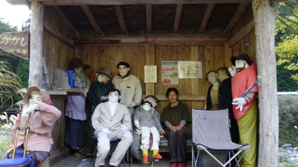 foto: Nagoro, la misteriosa aldea poblada por muñecos