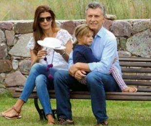 foto: Macri viajó a Córdoba para celebrar las Pascuas con su familia