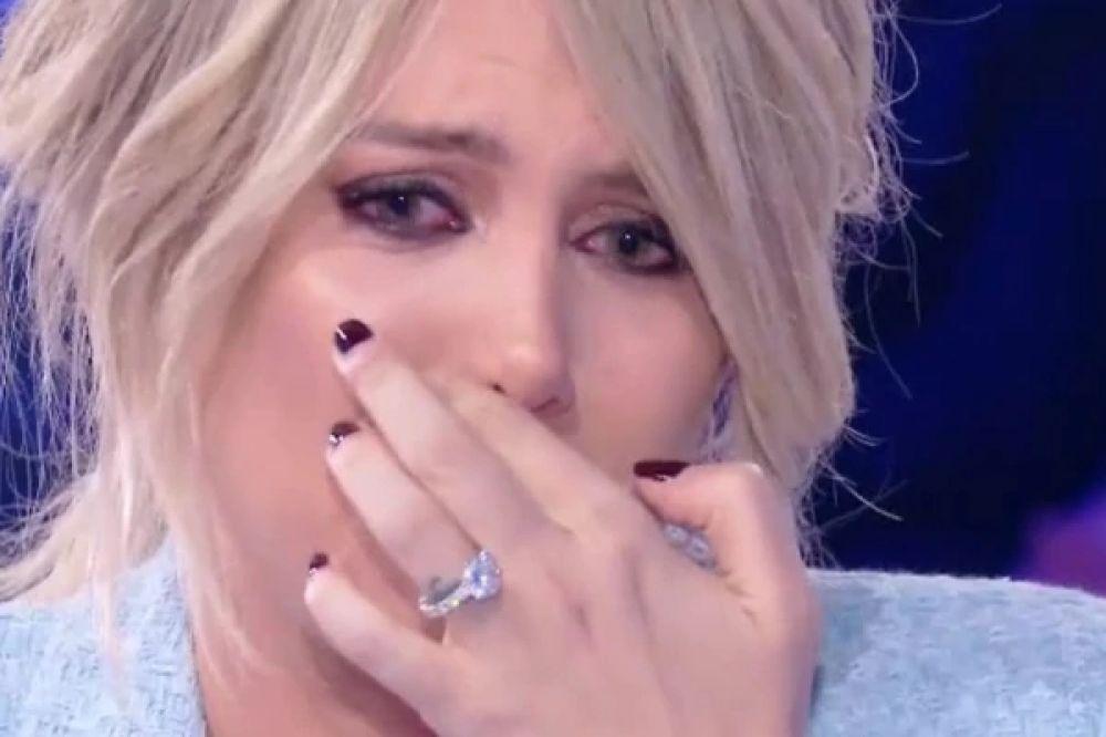 foto: Wanda lloró en LA Tv y develó qué será del futuro de Mauro Icardi